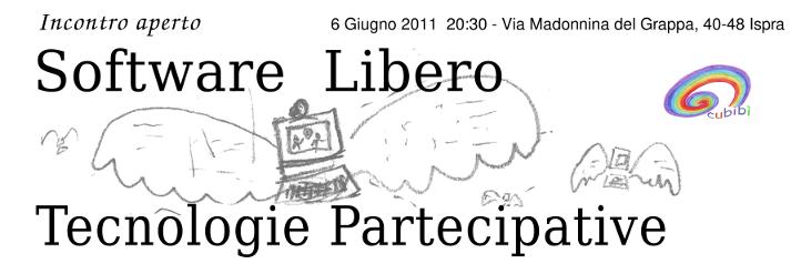 [ via Madonnina del Grappa, 40-48 - Ispra. 6 Giugno 2011 ore 20:30 ]